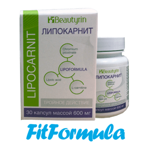 липокарнит капсулы для похудения цена эльдорадо